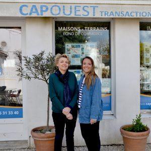 Louise et Valérie Franchet